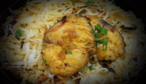 Punjabi Fish Biryani Recipe