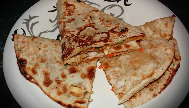 paneer kulcha recipes