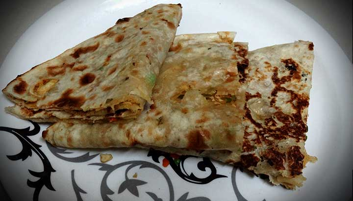 Aloo Kulcha Recipe in hindi